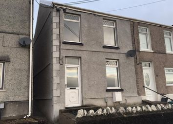 Thumbnail 3 bed end terrace house to rent in 16 New Road, Cilfrew, Neath