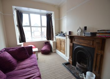 Thumbnail 3 bedroom terraced house to rent in Welford Road, Leicester