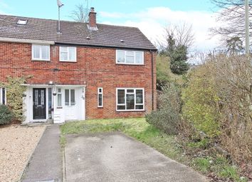 Thumbnail 3 bed end terrace house for sale in Bere Hill Crescent, Andover