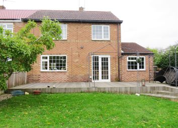 Thumbnail 3 bedroom semi-detached house for sale in Mitcham Walk, Mackworth, Derby