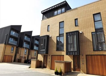 Thumbnail 4 bedroom link-detached house for sale in Francis Street, Cardiff Pointe, Cardiff