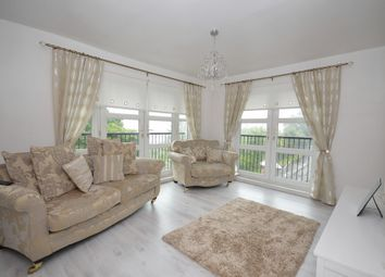 Thumbnail 2 bed flat for sale in Littlemill Court, Bowling, Glasgow