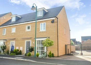 Thumbnail 4 bedroom semi-detached house for sale in Wayside Crescent, Hampton Vale, Peterborough, Cambridgeshire