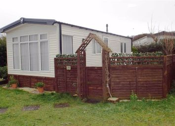Thumbnail 2 bed mobile/park home for sale in The Retreat, Berrow Road, Burnham-On-Sea, Somerset
