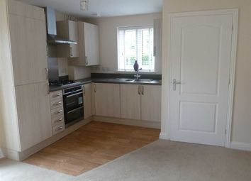 Thumbnail 1 bedroom semi-detached house to rent in Horwich Close, Crowborough