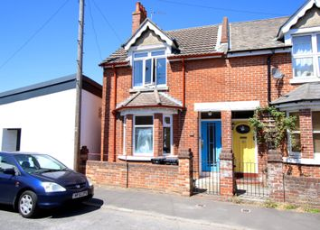 Thumbnail 2 bed semi-detached house for sale in Hanbury Road, Swanage