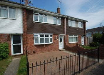 Thumbnail 3 bed terraced house for sale in Crosstree Walk, Colchester