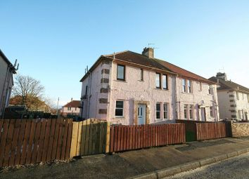 Thumbnail 2 bed flat for sale in Mcduff Street, East Wemyss, Kirkcaldy