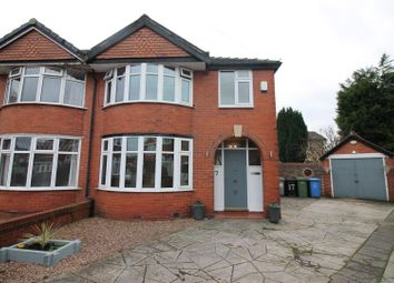 3 bed semi-detached house for sale in Pangbourne Avenue, Urmston, Manchester M41