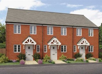 Thumbnail 2 bedroom mews house for sale in Britten Crescent, Moulton, Northwich, Cheshire