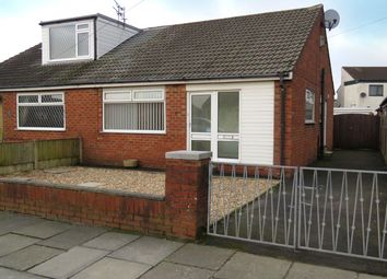Thumbnail 2 bed bungalow to rent in Fernwood Avenue, Thornton-Cleveleys