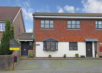 Thumbnail 3 bed semi-detached house for sale in High Street, Nutley, Uckfield