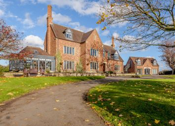 Thumbnail 8 bed detached house for sale in Boylestone, Ashbourne