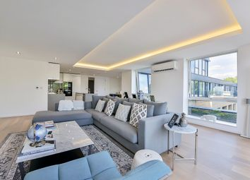Thumbnail 3 bed flat for sale in Farm Lane, London