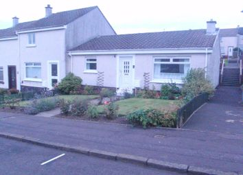 Thumbnail 2 bedroom semi-detached bungalow to rent in Malloch Crescent, Elderslie, Johnstone