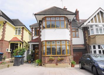 Firs Lane, London N21. 4 bed semi-detached house for sale
