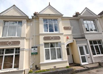Thumbnail 2 bed terraced house to rent in Durban Road, Plymouth