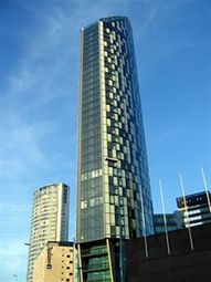 Thumbnail 2 bed flat for sale in West Tower, Brook Street, Liverpool