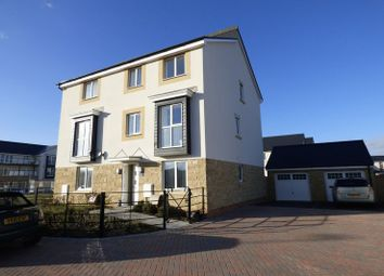 Thumbnail 3 bedroom semi-detached house for sale in Nimbus Road, Weston-Super-Mare