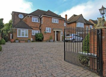 Thumbnail 4 bed detached house for sale in Ickenham Road, Ruislip