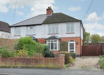 Thumbnail 3 bed semi-detached house for sale in Tollgate Road, Andover