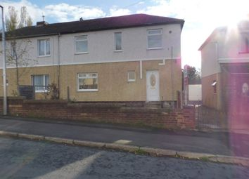 Thumbnail 3 bed semi-detached house for sale in York Street, Thurnscoe, Rotherham