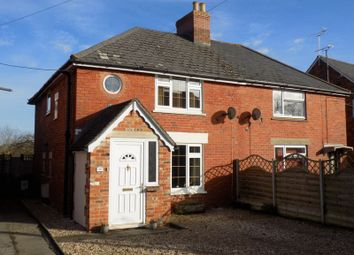 Thumbnail 4 bed semi-detached house for sale in Witts Lane, Purton, Swindon