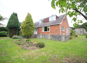 Thumbnail 4 bed detached house to rent in Crampmoor Lane, Crampmoor, Romsey