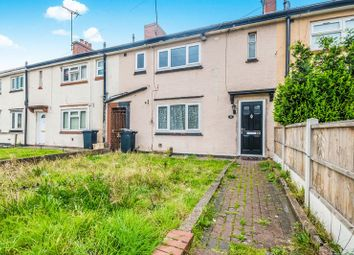Thumbnail 3 bed terraced house for sale in Spring Road, Dudley, West Midlands