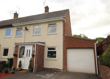 Thumbnail 3 bed semi-detached house for sale in Blaydon-On-Tyne