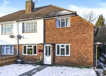 Thumbnail 2 bed maisonette for sale in Russett Close, Orpington