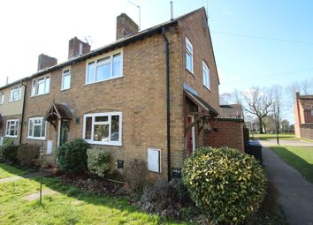 Thumbnail 2 bedroom end terrace house for sale in Honington, Bury St Edmunds, Suffolk