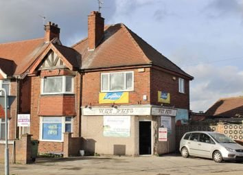 Thumbnail Retail premises for sale in Redcliffe Street, Sutton-In-Ashfield