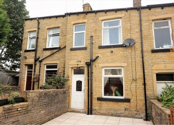 Thumbnail 3 bed terraced house for sale in East Park Road, Halifax