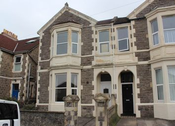 Thumbnail 2 bedroom flat to rent in Stafford Road, Weston-Super-Mare, North Somerst