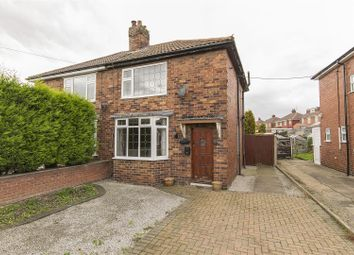 Thumbnail 2 bed semi-detached house for sale in Hill View Road, Brimington, Chesterfield