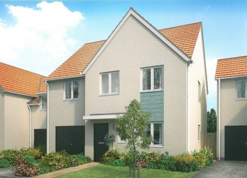 Thumbnail 4 bed detached house for sale in Primrose, Weston Lane, Totnes