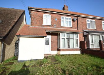 3 bed semi-detached house for sale in Boundary Road, Norwich, Norfolk NR6