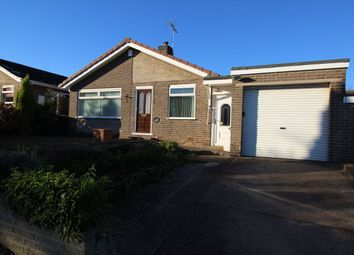 Thumbnail 3 bedroom bungalow to rent in Grange Avenue, Woodsetts, Worksop