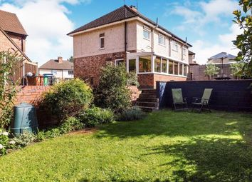 2 bed semi-detached house for sale in Brierfield Avenue, Wilford, Nottingham, Nottinghamshire NG11