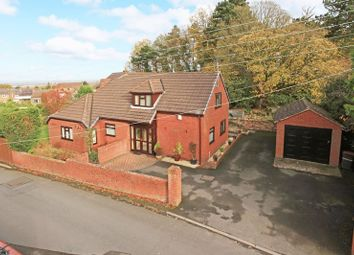 Thumbnail 4 bed bungalow for sale in Woodstock, Shepherds Lane, Telford