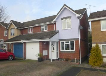 Thumbnail 3 bed semi-detached house to rent in The Cornfields, Hatch Warren, Basingstoke