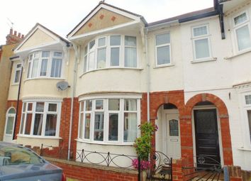 Thumbnail 4 bed terraced house to rent in King Edward Road, Northampton, Northants