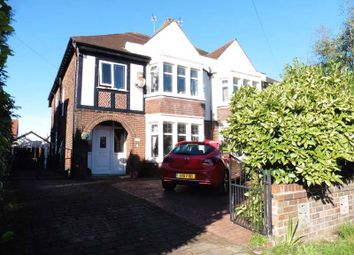 Thumbnail 4 bedroom semi-detached house for sale in Devonshire Road, Blackpool