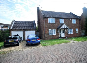 Thumbnail 4 bed detached house for sale in Estella Way, Spalding