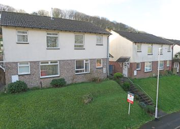 Thumbnail 3 bed semi-detached house to rent in Reddicliff Close, Plymstock, Plymouth