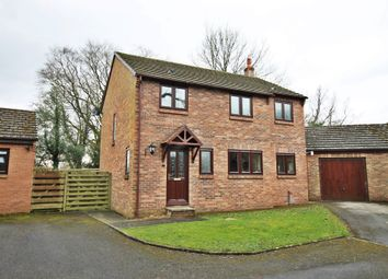 Thumbnail 4 bed detached house for sale in Southfield, Burgh-By-Sands, Carlisle