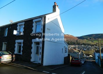 Thumbnail 3 bed end terrace house for sale in Woodland Street, Mountain Ash, R C T.