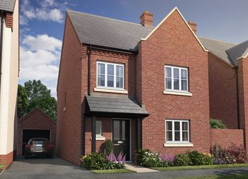 Thumbnail 4 bed detached house for sale in 13 Williams Road, Upper Heyford, Bicester