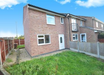 Thumbnail 2 bed end terrace house for sale in Mimosa Close, Clifton, Nottingham